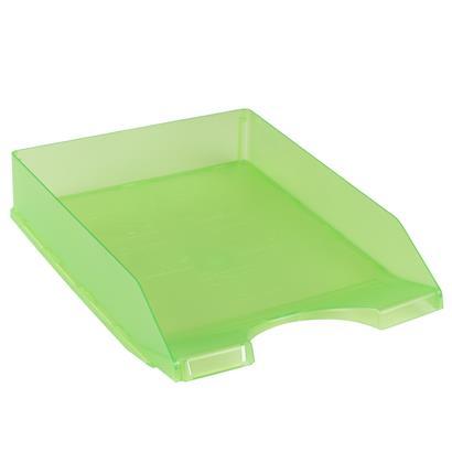 Briefablage DIN C4 10er grün
