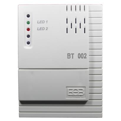 Funk-Empfänger Aufputz BT 002 für Funkthermostat Infrarotheizung