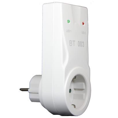 Funk-Empfänger BT 003 für Funk-Raumthermostat Funkthermostat Infrarotheizung