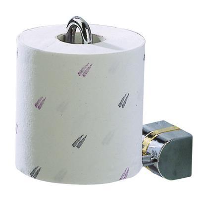 Toilettenpapierhalter Reserve Chrom glänzend Tiger Cria