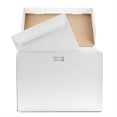 Briefumschläge C4 weiß ohne Fenster 250 Stück