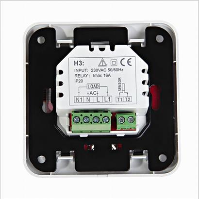 Thermostat C07.H3 programmierbar