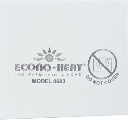 Infrarotheizung Econo-Heat eHeater Wandheizung Modell 0603