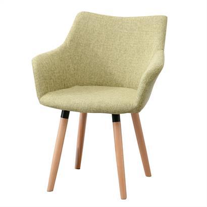 Retro Stühle mit Armlehne 2er