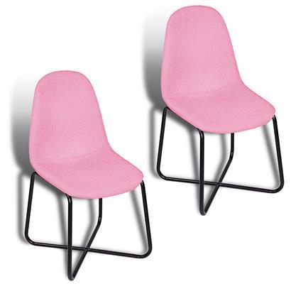 Esszimmerstühle Retrolook 2er