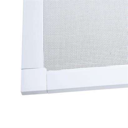 Fliegengitter Fenster mit Alurahmen