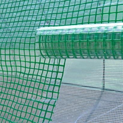 Foliengewächshaus Bogendach Gewächshaus 300x600x200 cm Treibhaus Frühbeet