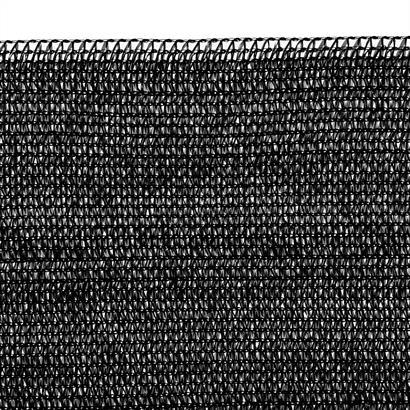 HDPE Sichtschutzstreifen Doppelstabmatten 19 cm