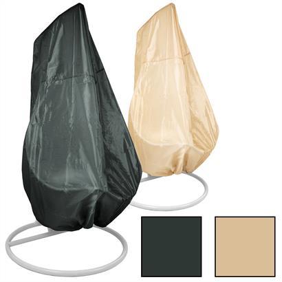 Hängesessel Abdeckung 195 x 170 cm grün oder beige