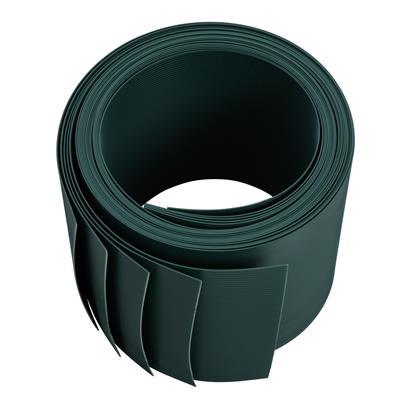 Hart PVC Sichtschutzstreifen 10er Set Doppelstabmatten Zaunblende Grün RAL6005