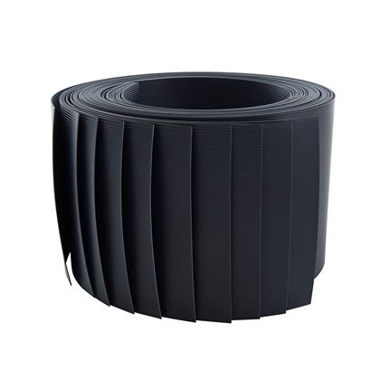 Hart PVC Sichtschutzstreifen 10er Set Doppelstabmatten Zaunblende Anthrazit