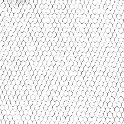 Sechseckgeflecht Drahtzaun verzinkt 13 mm