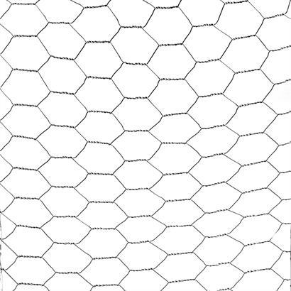 Sechseckgeflecht Volierendraht Hasendraht 0,50 x 10 m Drahtzaun Zaun verzinkt