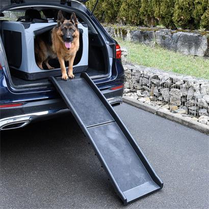 Hunderampe Kofferraumrampe Tier Rampe Hundeautorampe Einstieghilfe Autorampe