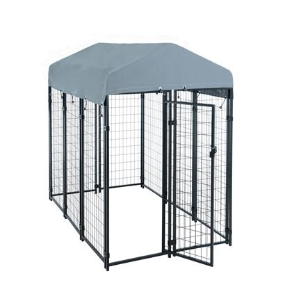 Hundezwinger-schwarz-mit-Dach-001.jpg
