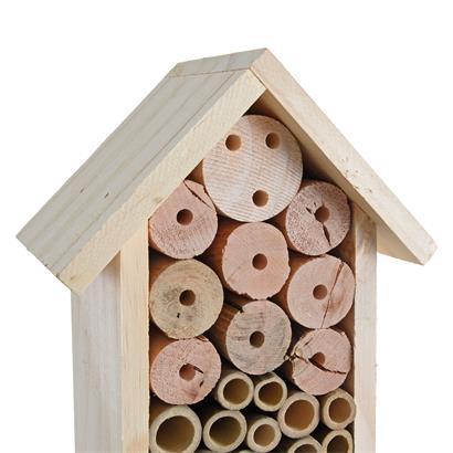 XXL Insektenhotel Insektenhaus 79x15x11 cm Nistkasten Brutkasten Bienen Insekten