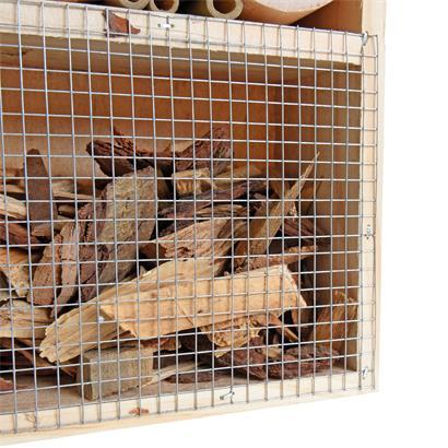 XXL Insektenhotel Insektenhaus 50x31x10 cm Nistkasten Brutkasten Bienen Insekten