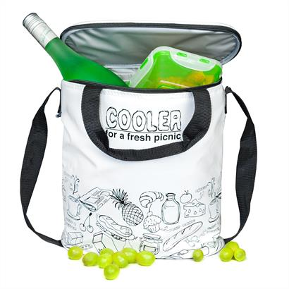 "Kühltasche ""Cooler for a fresh picnic"""