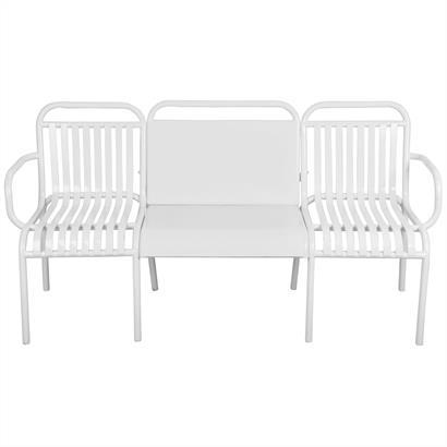 Gartenbank Metall wandelbar Esschert Design