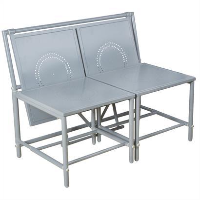 Gartenbank Metall Esschert Design