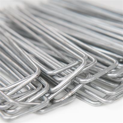 Metall-Heringe im 50er Set