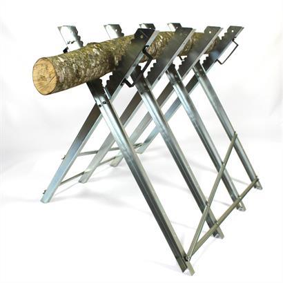Metall Sägebock klappbar