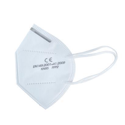 Behelfsmundschutz Mundbedeckung 20er Pack Mund- & Nasen-Maske Behelfsmaske weiß