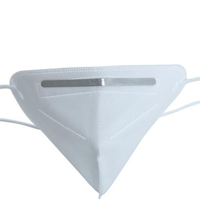 Mundbedeckung Behelfsmundschutz 2er Pack Mund- & Nasen-Maske Behelfsmaske weiß