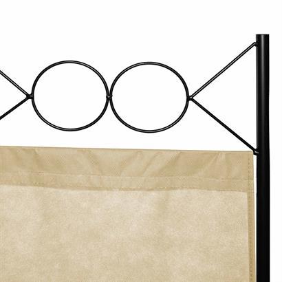 Paravent Raumteiler 180 x 160 cm