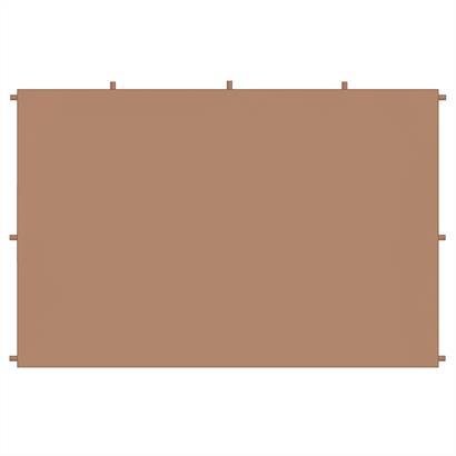 Pavillon Ersatz Seitenteile 2,95 x 1,98 m im 2er Set