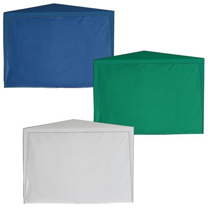Estexo® Ersatz Seitenwand ohne Fenster für Pavillon 300 x 300 x 240 cm 2er Set