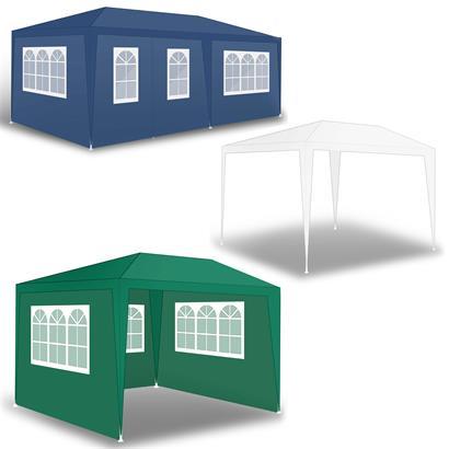 Pavillon 3x3 m oder Pavillon 3x6 m