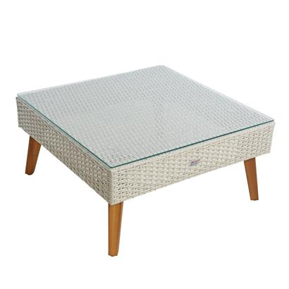 Gartenlounge Lounge Sitzgruppe Gartenset Polyrattan Gartenmöbel Rattan Beige
