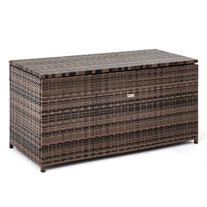 Rattan Auflagenbox 120 x 60 x 50 cm