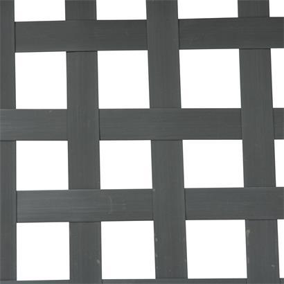 Polyrattan Sitzgruppe grau