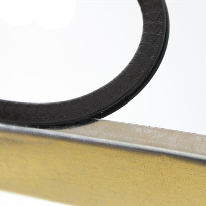 Reifenregal Metall verzinkt