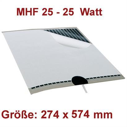 Spiegel Heizfolie 274 x 574 mm FENIX Ecofilm