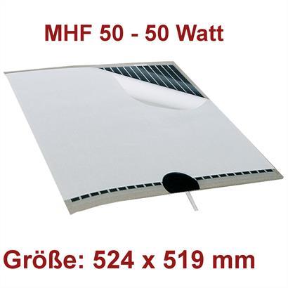 FENIX Ecofilm Spiegel Heizfolie 524 x 519 mm