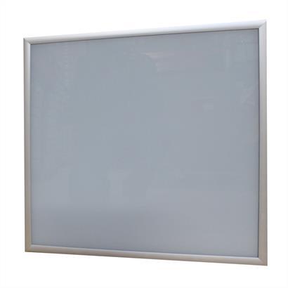 Glas Infrarotheizung 300 Watt weiß