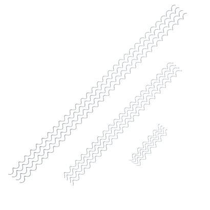 Gabionen Steinkörbe 100 x 200 x 30 cm