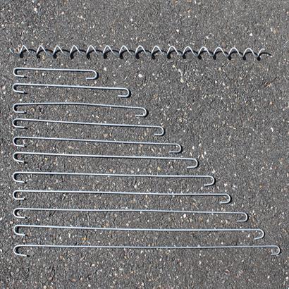 Gabionen Spiralverbinder 4 mm