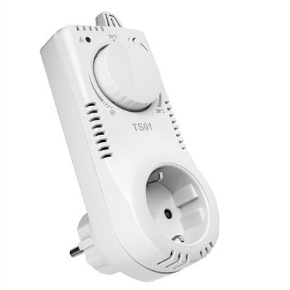 Thermo-Schaltsteckdose TS01 Infrarotheizung