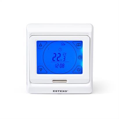 Thermostat E91.716 elektrische Fußbodenheizungen Infrarotheizungen