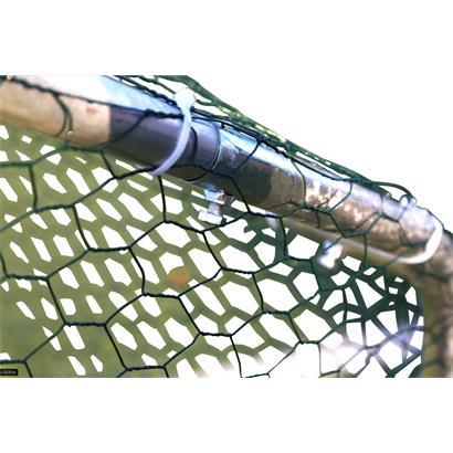 Freilaufgehege Freigehege Hühnerstall 3x2 m Gehege Hühnerkäfig Stall