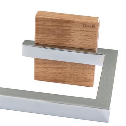 Toilettenpapierhalter Reserverollen Tiger Design ZENNA