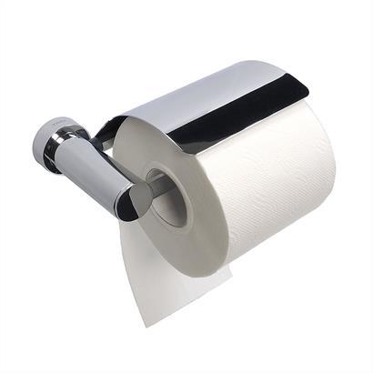 Toilettenpapierhalter mit Deckel Chrom glänzend Tiger Verdi 2016