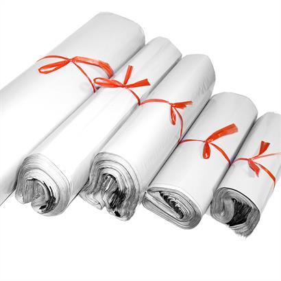 LDPE Kunststoff Versandtaschen 100er Pack