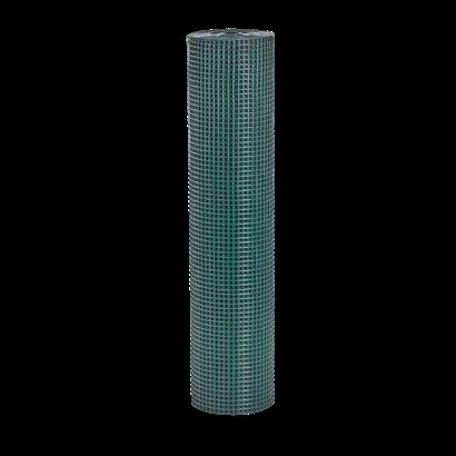 Volierendraht Drahtgitter Maschendraht 1x25 m Drahtzaun 12x12 Maschenweite Zaun