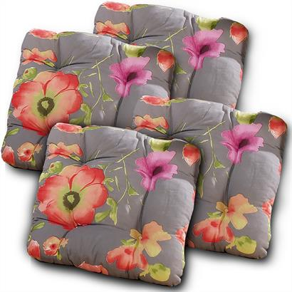 Sitzkissen Set 40 x 40 cm