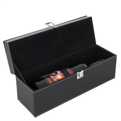 Geschenkbox für Wein mit Sommelier-Set